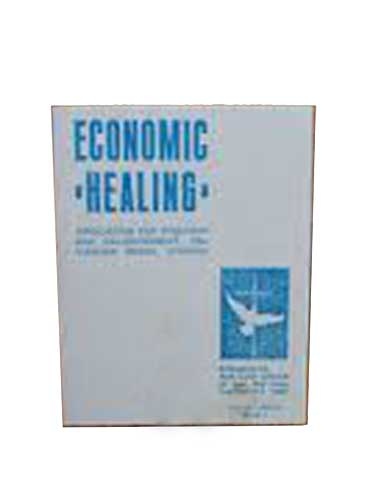 Image for ECONOMIC HEALING