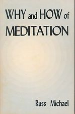 Image for Why and How of Meditation