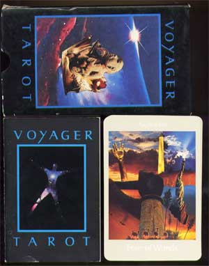 Voyager Tarot Cards First Edition