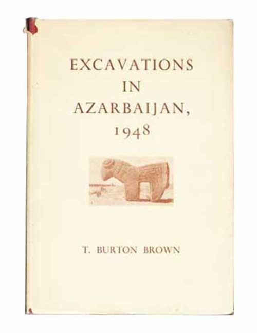 Image for Excavations in Azarbaijan, 1948