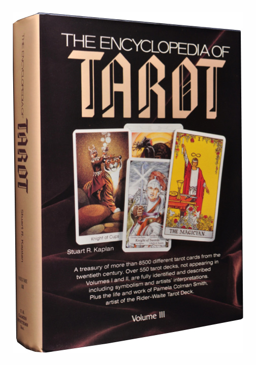 Image for The Encyclopedia Of Tarot, Volume III
