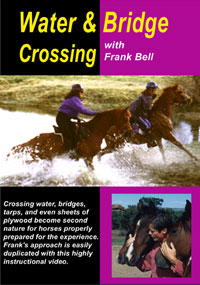 Image for Water and Bridge Crossing Horse Frank Bell DVD