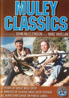 Image for Muley Classics Hunting DVD with John McClendon and Mike Whelan