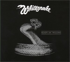 Whitesnake. Ready An Willing. Axe Killer. Audio Music CD