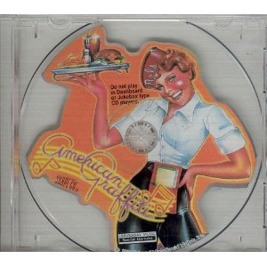 Image for American Graffiti, Waitress Shaped Audio CD
