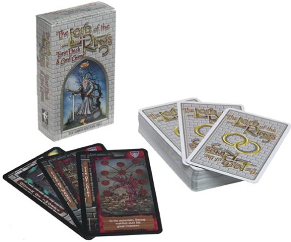 Image for The Lord of the Rings Tarot Deck