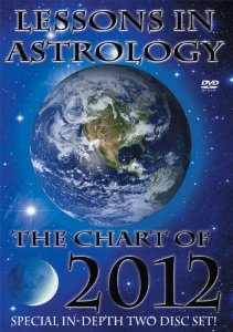 Image for The Chart of 2012 - Lessons in Astrology DVD