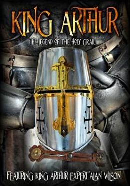 Image for King Arthur: The Legend of the Holy Grail (DVD 2009)