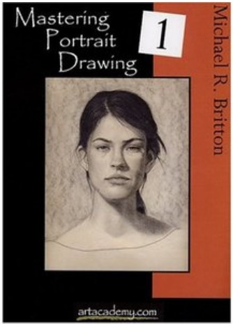 Image for Mastering Portrait Drawing, Vol. 1 DVDs
