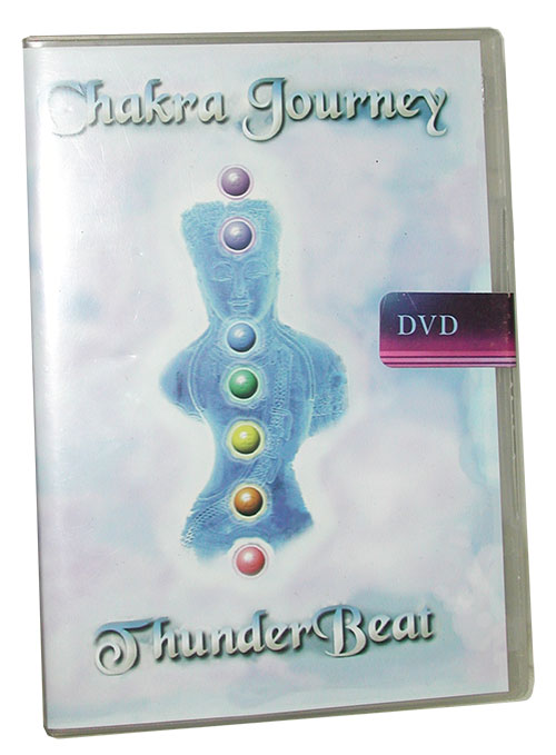 Image for Chakra Journey Visual Sound Healing DVD