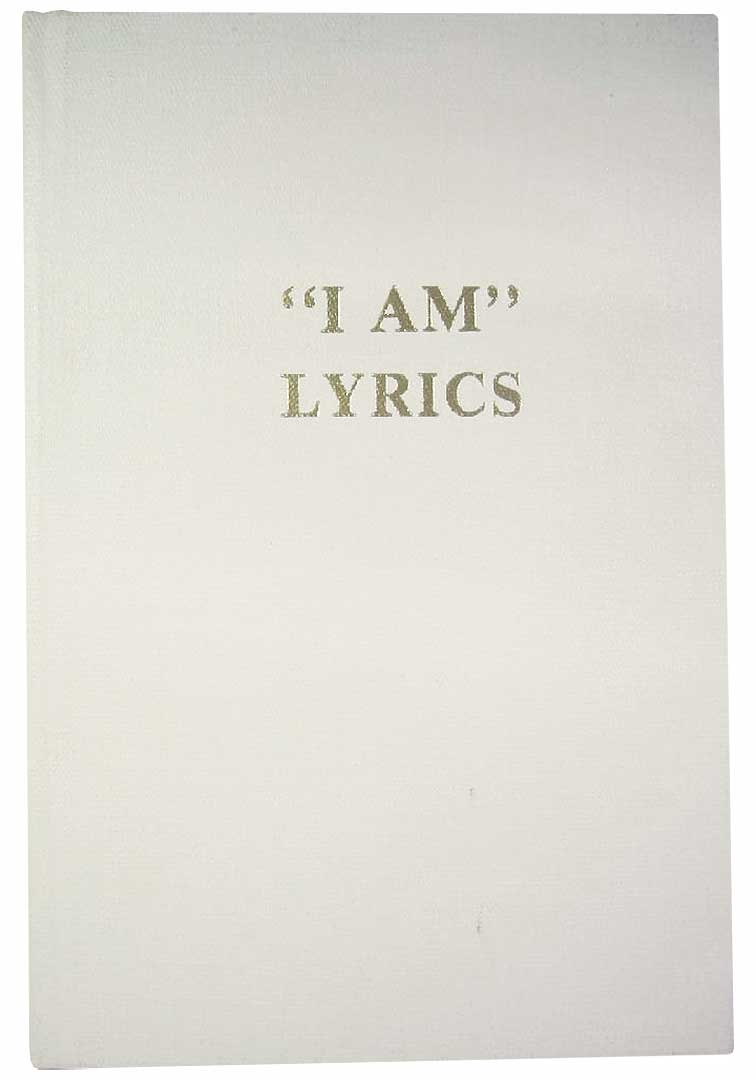 Image for I AM Lyrics