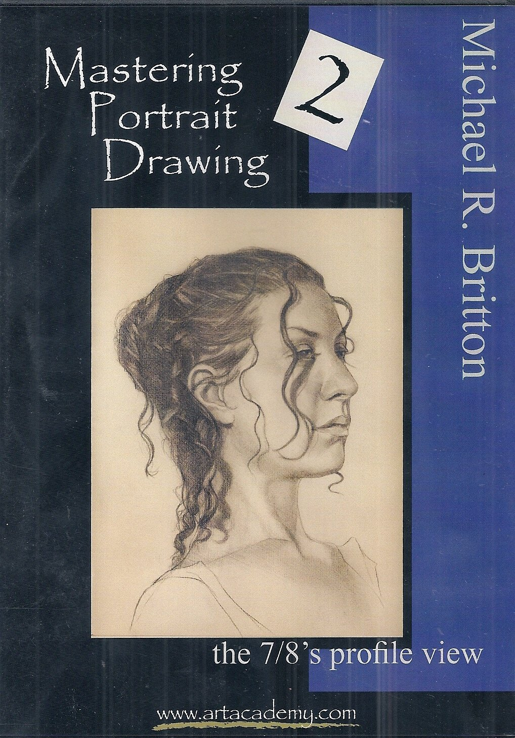Image for Mastering Portrait Drawing, Vol. 2 [DVD]