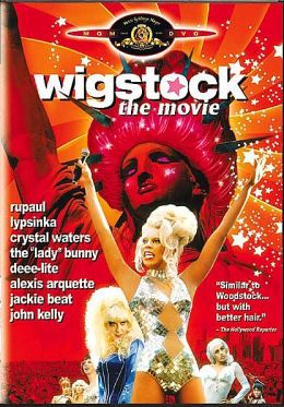 Image for Wigstock: The Movie DVD 1995 OOP RuPaul MGM