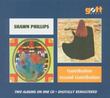 Image for Shawn Phillips Contribution: Second Contribution  Audio Music CD
