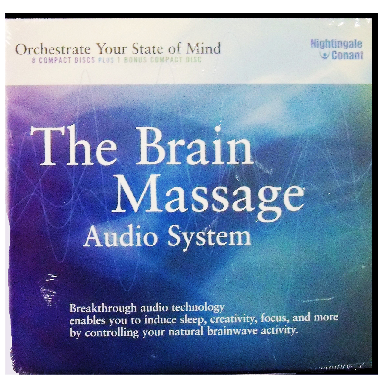 Image for The Brain Massage Audio System