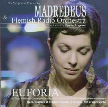 Image for Madredeus: Euforia Audio Music CD