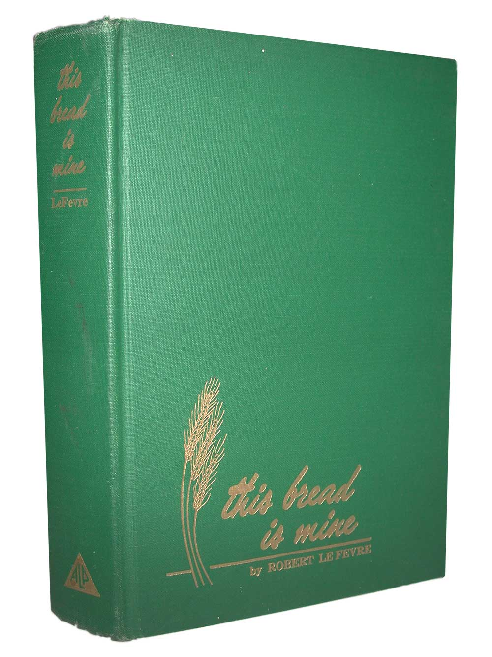 Image for This Bread Is Mine. First Edition, Signed