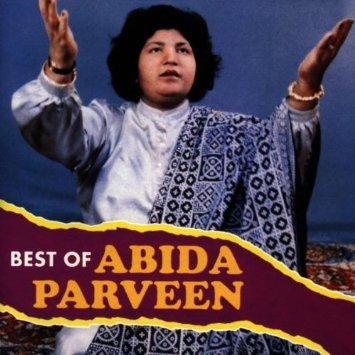 Image for The Best of Abida Parveen Sufi Soul Audio Music CD