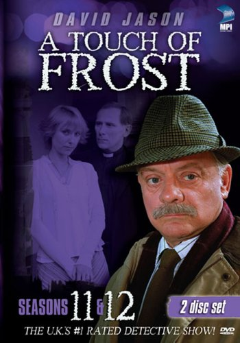 Image for A Touch of Frost - Seasons 11 and 12 DVD