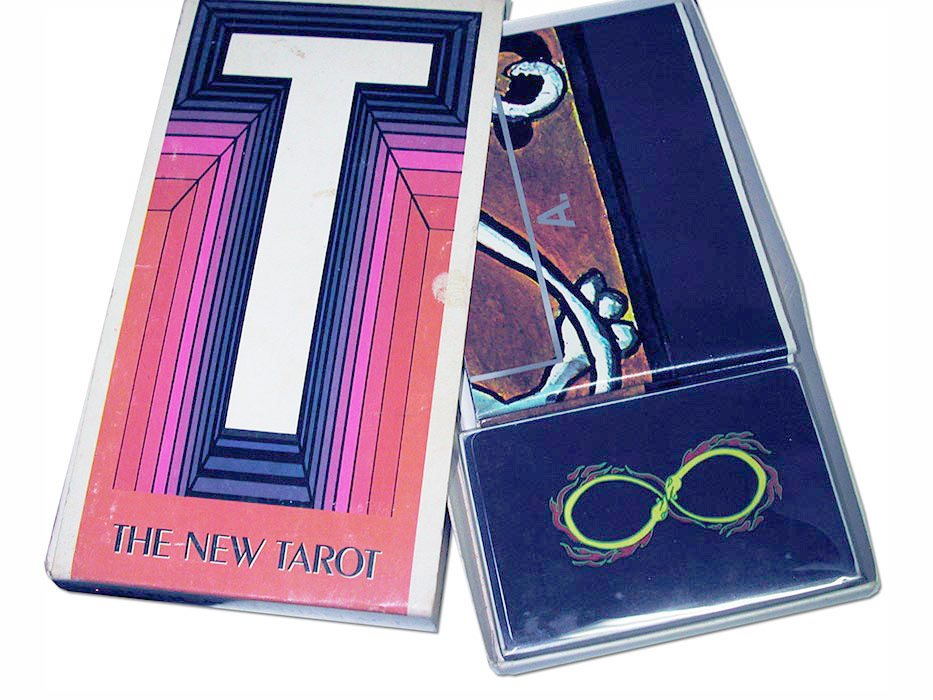 Image for T: The New Tarot: The Tarot for the Aquarian Age First Edition