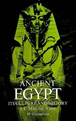 Image for Ancient Egypt: Its Culture and History