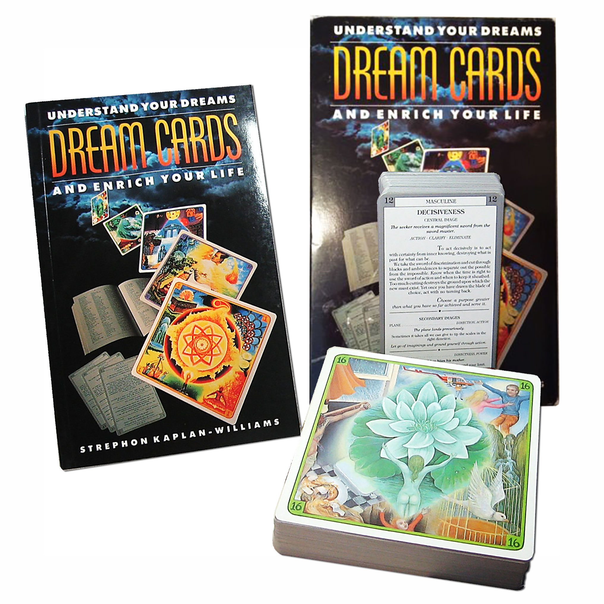 Image for Dream Cards: Understand Your Dreams and Enrich Your Life