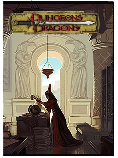 Image for Pathfinder, Dungeons and Dragons, D&D, EBook Collection: 3rd and 3.5 editions Set 1282 files. Adventure, Modules, Equipment, Races, Worlds, Campaigns, Rules, Maps, Flip-Mats,  Dungeons, Comics, and And Much More.